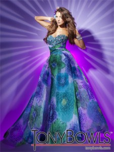 Hot new Tony Bowls dress 112716