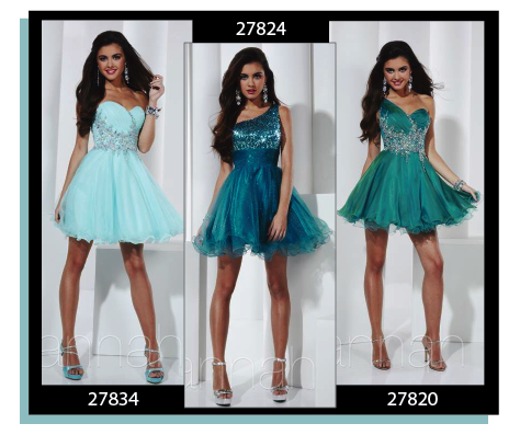32c557be7df New Short Dresses by Hannah S