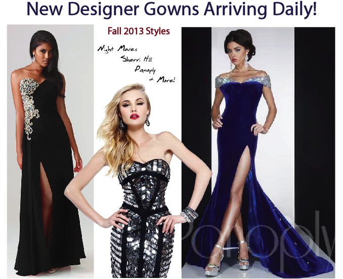 Fall 2013 Gowns