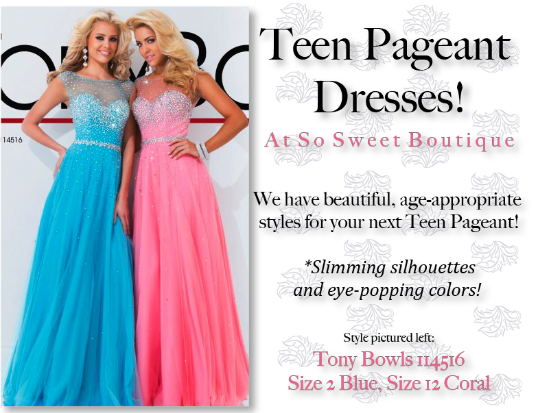 Teen Pageant