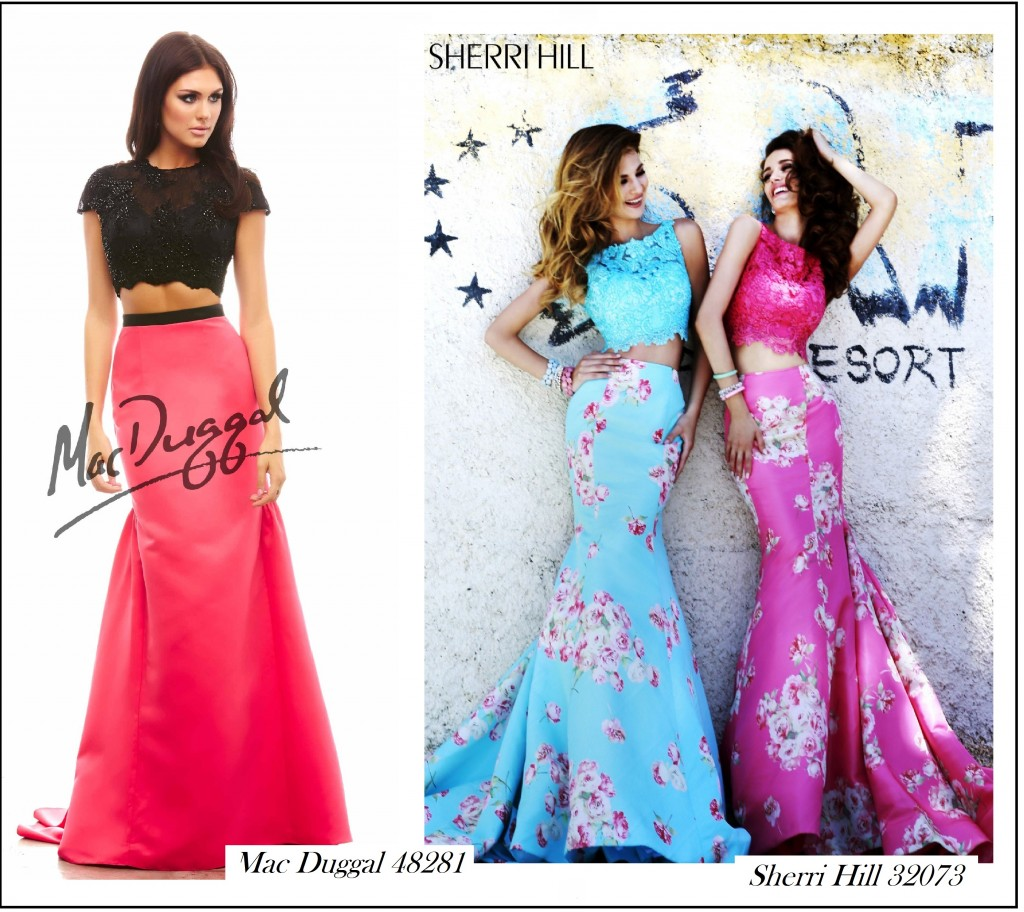 prm dresses for you body type- mermaid style