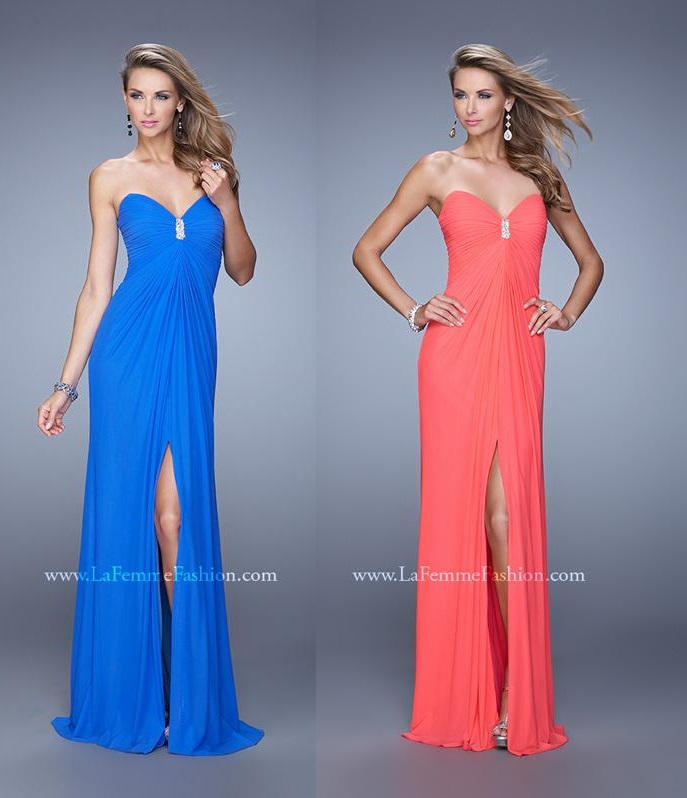 Prom dress Ideas- La femme