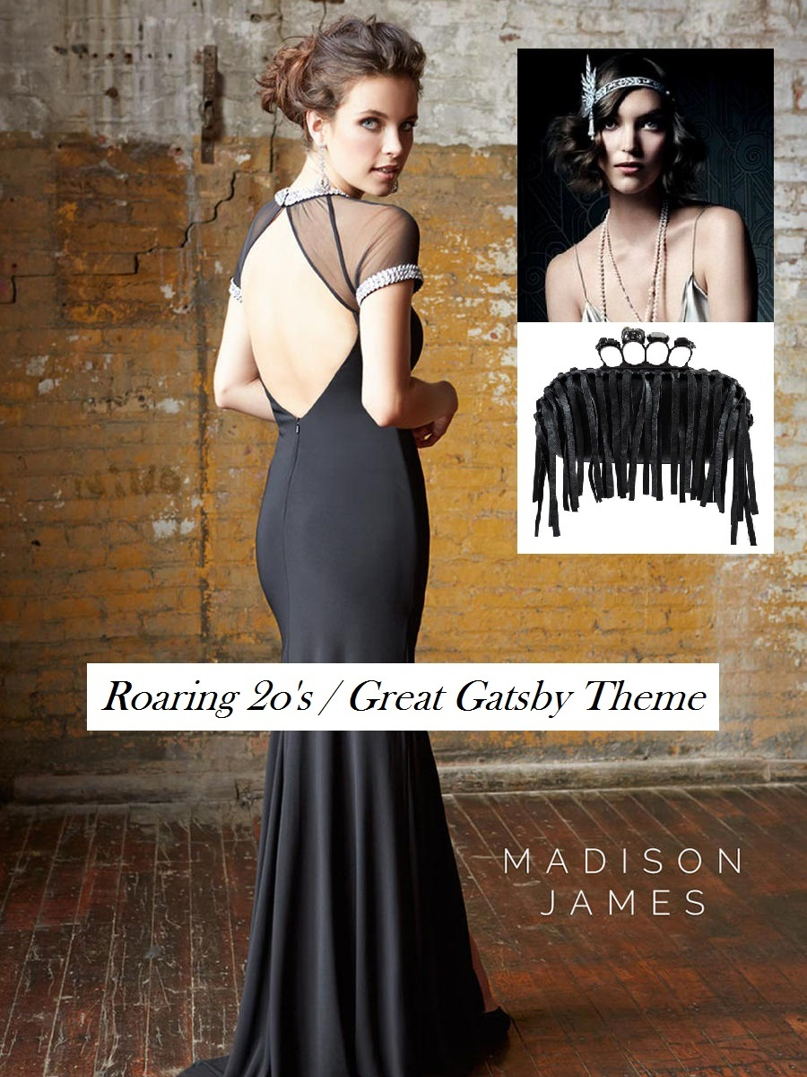 Prom Dress Ideas- Madison James