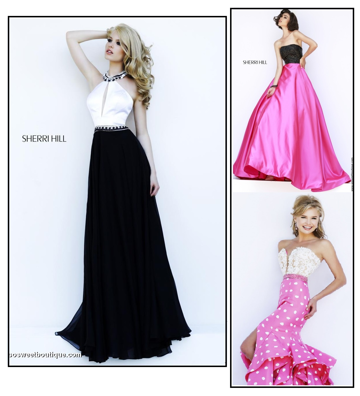 Prom Dress Ideas- Sherri Hill